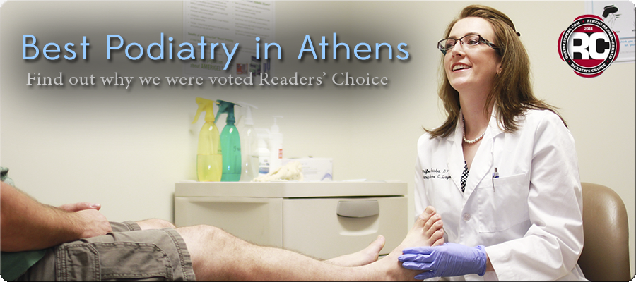 Best Podiatry in Athens