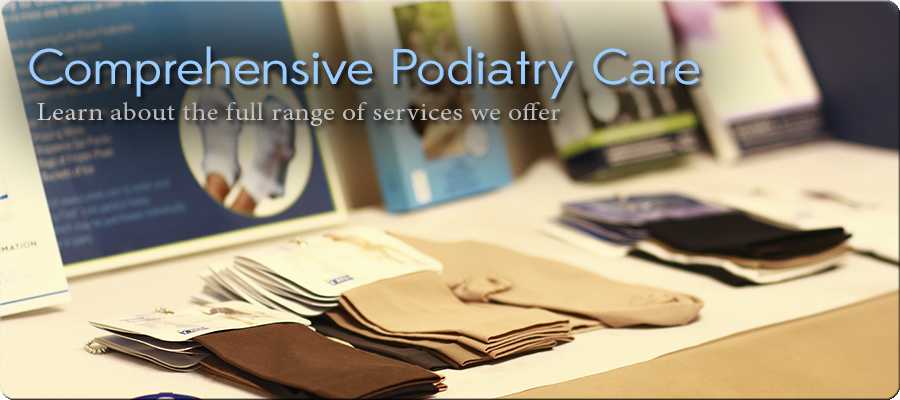 Comprehensive Podiatry Care
